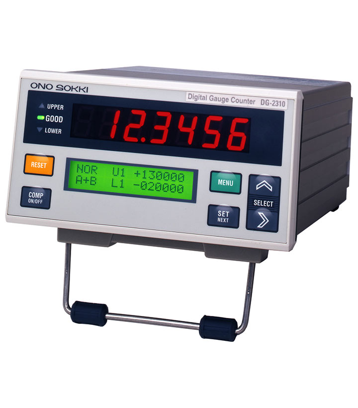 DG-2310 2 Channel Gauge Comparator