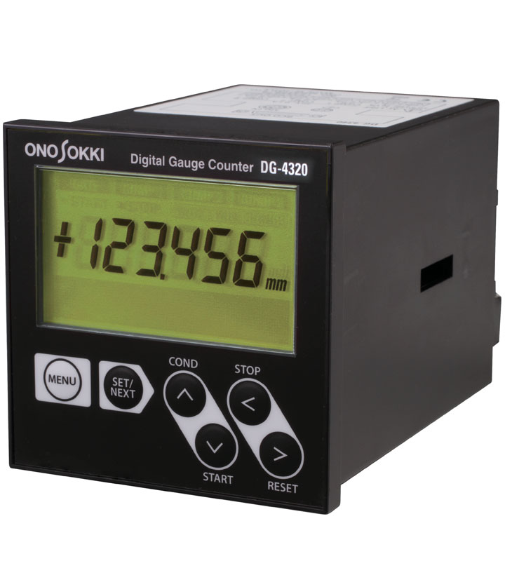DG-4320 English/Metric Display, price drop
