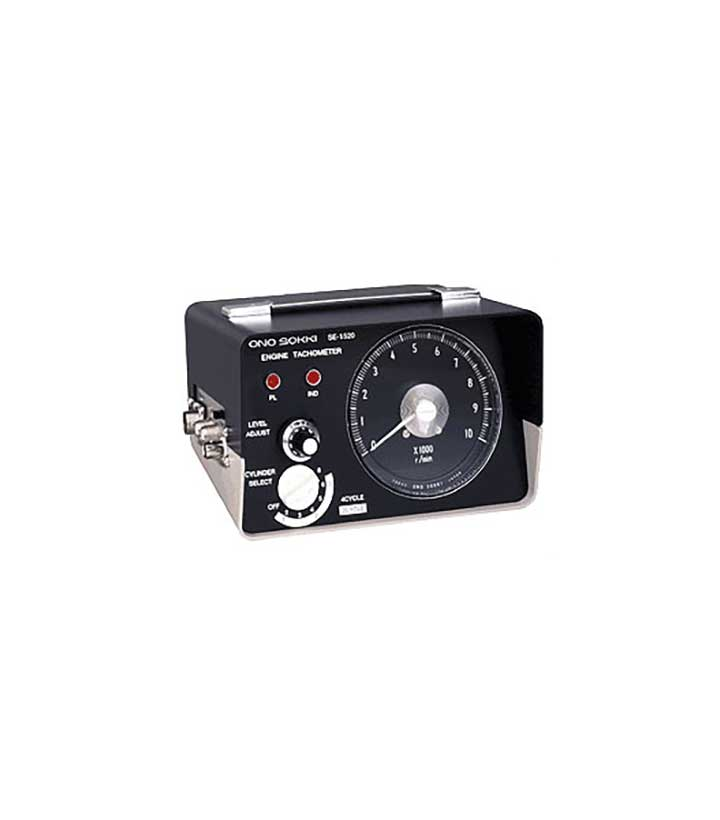 SE-1520 Discontinued, replaced by the SE-1620 Engine Tachometer