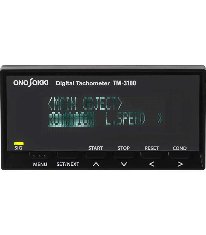 TM-3110  Digital Tachometers